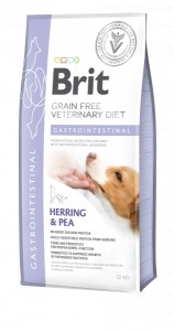 Brit GF Veterinary Diet Dog Gastrointestinal 2 kg