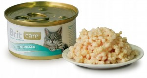BRIT CARE KITTEN CHICKEN 80 g
